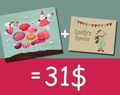 great deal - pick any nursery's art print and any room signs and pay great price