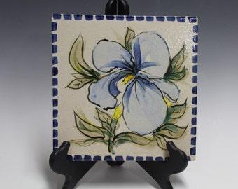 Iris Tile A