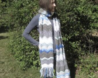 Snowdrift scarf