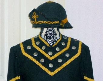 Vintage Mens Goliah Renaissance Costume, Clothing, Uniform