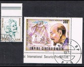 34 Postage Stamps - Performing Arts - Theater - Circus
