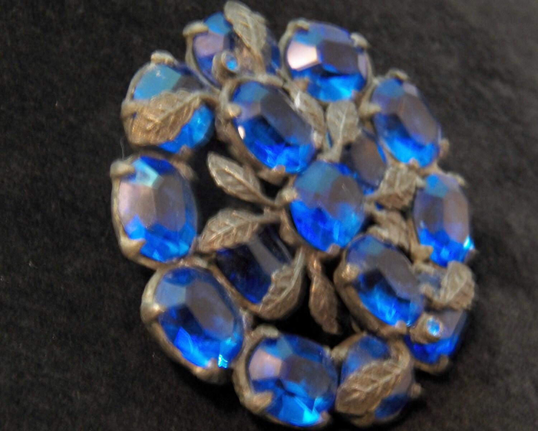 Cobalt Blue Ladies Sweater 44