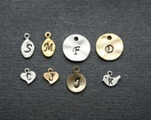Add Initial or birth crystal to Your jewelry