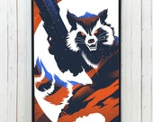 Rocket Raccoon Phone Case - iPhone 6 6S 6Plus galaxy s6 s4 s5