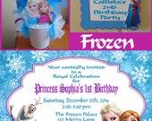 Frozen 1st Birthday Sweet Celebration Package