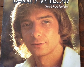 This One's For You/Barry Manilow Record