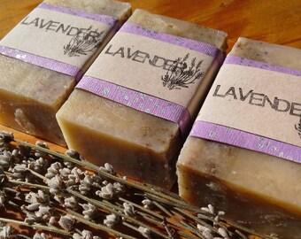 Lavender Milk Soap