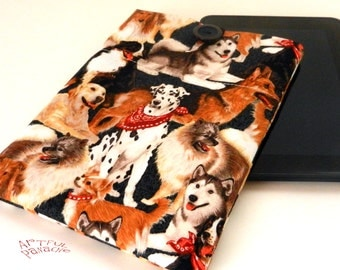 Kindle cover, Kindle case, Nook cover, iPad mini cover, Kobo cover, ereader case, tablet cover, sleeve, envelope, pouch #304