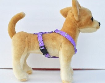 Adjustable Classic Dog Harness - Ready to Ship -