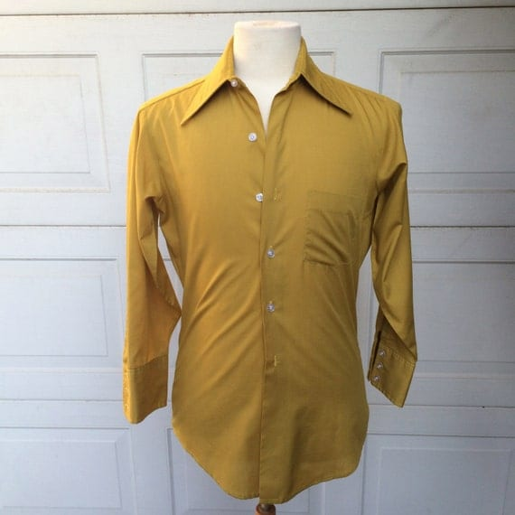 Yellow gold mens dress shirt u2013 Dress blog Edin