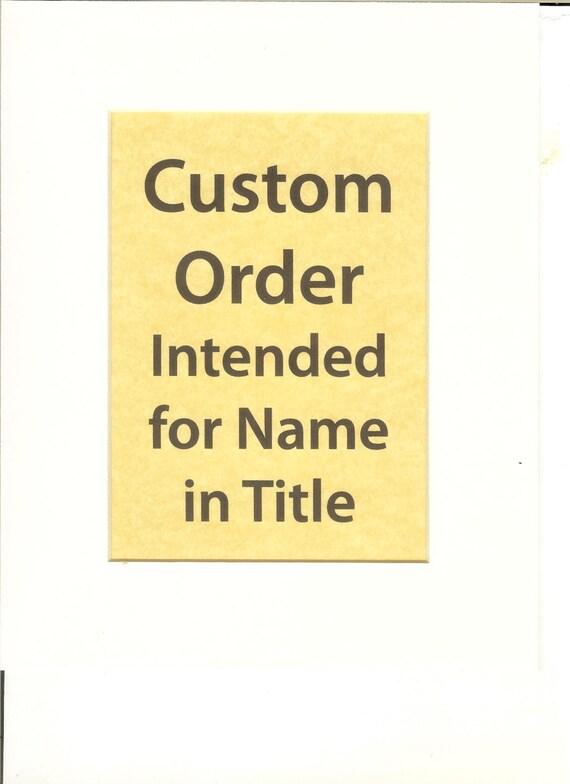 Custom Order for LISA Photo Mat Kits 11x14 for 8x10 (12) White w/white core (12) Black w/Black core