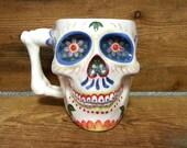 Sugar Skull Mug - Made to Order