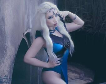 Latex Khaleesi Harness