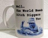 Caddy Shack Bill Murray Ditch Diggers Mug