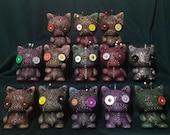Voodoo Kitties Series 2 Blind Box - One Random Figure From The Series