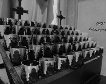 Church Prayer Candles