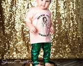 Gold Shimmer Sequin Fabric Photography Backdrop