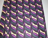 African print fabric per yard/ Purple wax print/ African clothing/ African head wraps/ African supplies/ Decorating