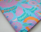 Kaffe Fassett Henna Fabric, Duck Egg Blue, GP96, OOP, HTF