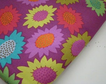 Garden Party Fabric by Anna Maria Horner, Receiving Line Purple, Yardage, FQ, OOP HTF Rare