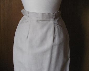White Stag Straight Skirt