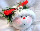 Policeman Ornament Handcuffs Christmas Townsend Custom Gifts