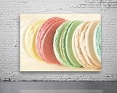 Unique MACARON Photo, Pastel Macaron Photography, French Macaron Photo, Paris Macaron Photography, Coloured Macaron Photo, Food Photography
