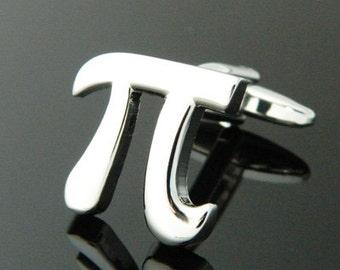 the circular constant π Cufflinks
