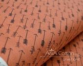 Adventure Bark print, Hellow Bear Collection, Cotton Fabric, Quilting Weight textile, Art Gallery Designer Cotton