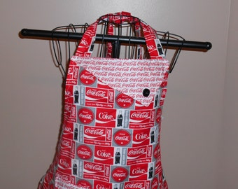 Coca Cola/Coke Women's Apron