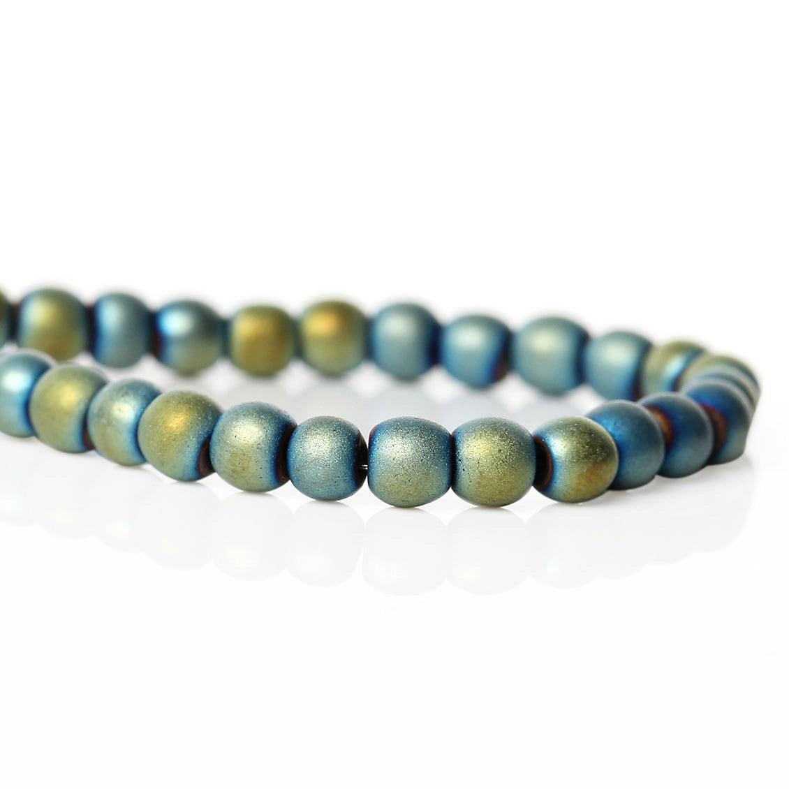 PREMIUM QUALITY DISC RONDELLE HEMATITE BEADS 6mm 145 Bead ...  |Hematite Beads