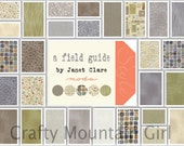 A Field Guide Charm Pack by Janet Clare for Moda Fabrics