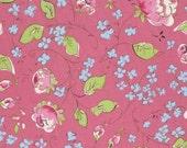 Chinois Rose in Pink  PWDF199 - CHINOISERIE CHIC by Dena Fishbein - Free Spirit Fabric - 1 Yard