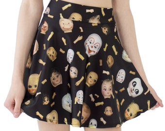 Doll Parts Skater Skirt