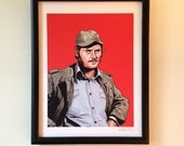 Quint JAWS limited edition giclée