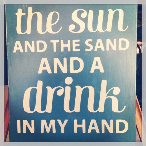 Drink My Hand