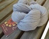 ARAN or WORSTED Weight Yarn - Pima Cotton and Baby Alpaca - Mirasol Asikita - Oatmeal (#2101) - 50g / 71 yards