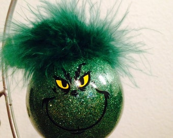 The Grinch Ornament