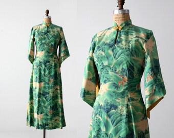 1950s Hale Hawaii dress