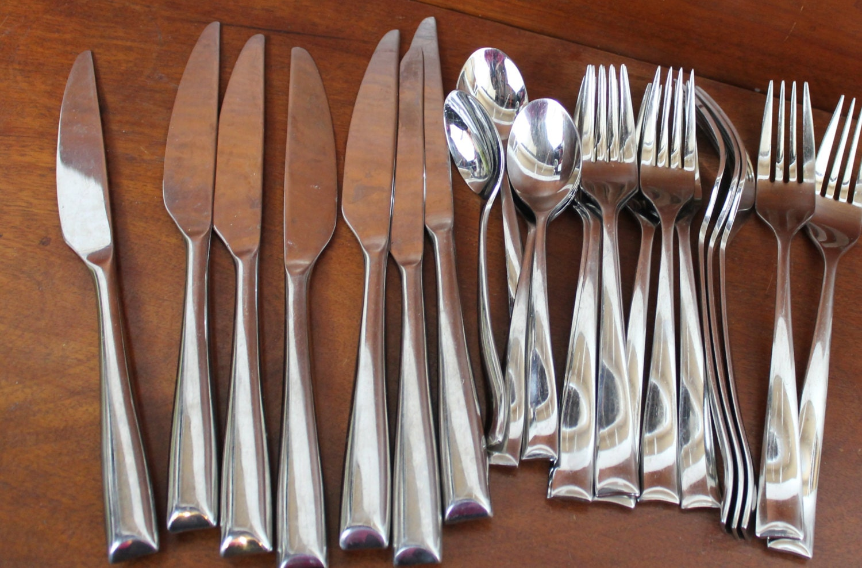 Handmade gs silverware 28 images cuisinart annapolis stainless silverware vintage flatware - Handmade gs silverware ...