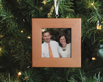 Picture Frame Ornament - Copper