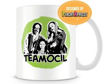 Teamocil mug