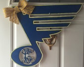 St.Louis Blues Monogram