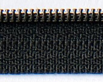 "14"" Zipper Basic Black ATK 301 Atkinson Design"