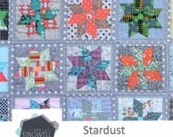 Stardust Quilt Pattern by Jen Kingwell