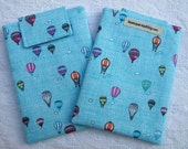 Kindle Paperwhite Case, Kindle Paperwhite Sleeve, Kindle Paperwhite Cover - Kindle Voyage - hot air balloon