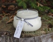 Special Edition Tureen Soy Candle Jar 20oz-Vermont Cottage Candles