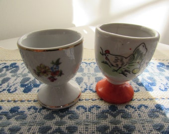 Vintage Japan Porcelain Egg Cup