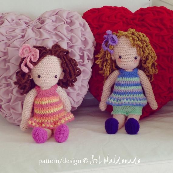 Stitch Amigurumi Doll Pattern : Crochet Amigurumi Doll Pattern PDF - Instant Download from ...