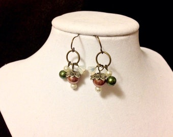 Tropical Rainforest Earrings